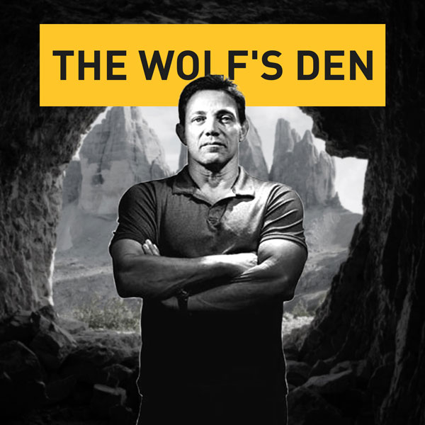 pick up free delivery good looking Podcast - The Wolf's Den - Jordan Belfort | The Wolf of Wall ...